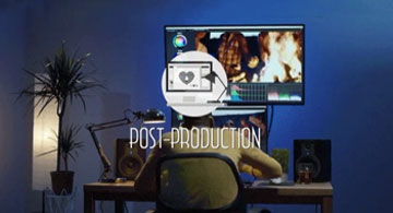 Video Post-Production by SPCMNKY - Video Production Services Toledo