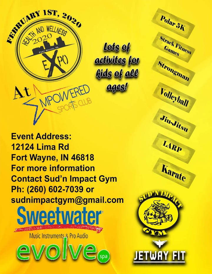 Personal Fitness Training Fort Wayne