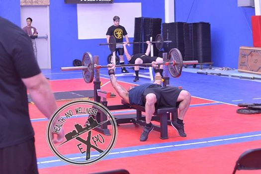 APF Bench Press Competition