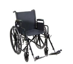 Heavy Duty Wheelchair Rental Fairfax by Mandad Medical Supplies, Inc.