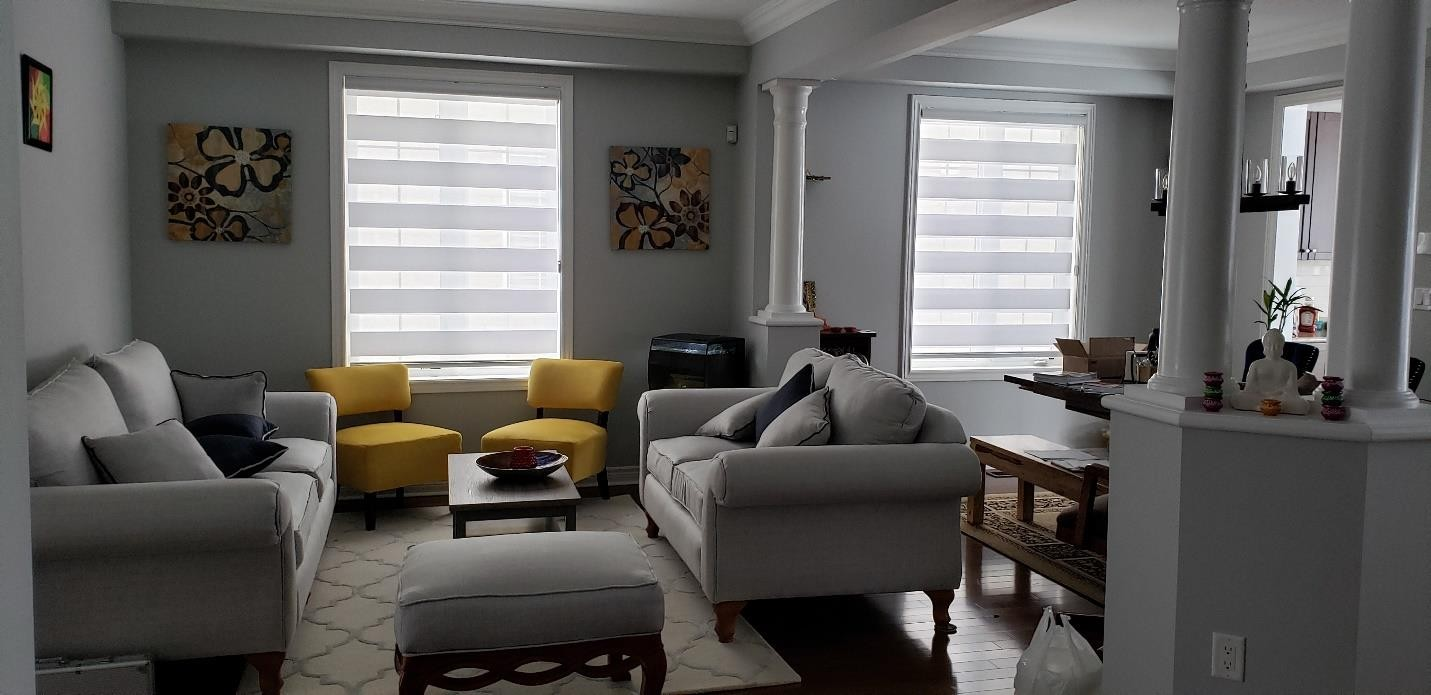 Zebra Vision Blinds - Window Coverings Caledon by Modern Window Fashion