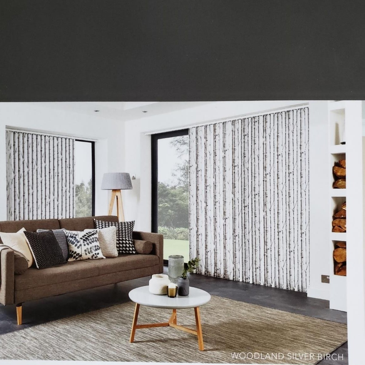 PVC Fabric Vertical Blinds - Window Coverings Bolton by Modern Window Fashion