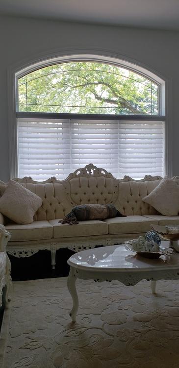 Silhouette Shades - Window Coverings Windsor by Modern Window Fashion