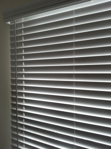 2 And A Half Inch Fauxwood Blinds