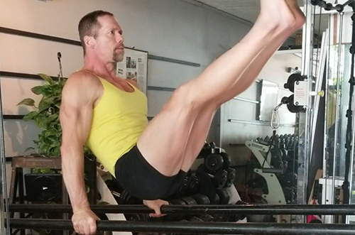 Muscle Training Session at Better Results Personal Training - Fitness Trainer Milwaukee WI