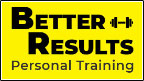 Better Results Personal Training Logo