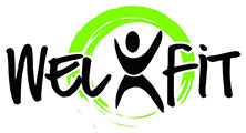 Welfit Fitness & Yoga Logo