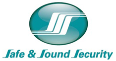 Safe & Sound Security logo