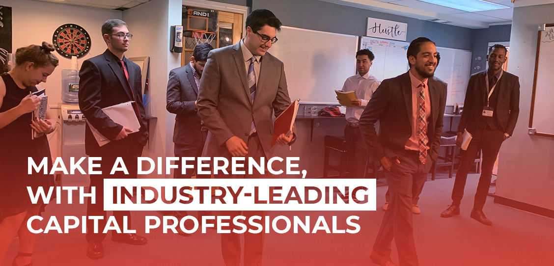 Make a difference, with industry-leading capital professionals by Executive Enterprise New York