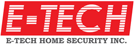 E-Tech Home Security Inc. logo