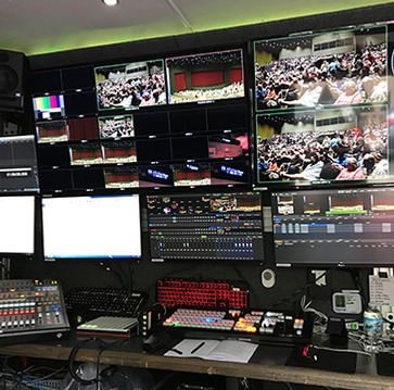 Live Streaming Video Production