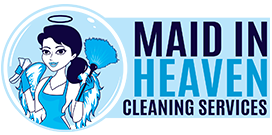 Maid in Heaven Cleaning Services Inc. Logo