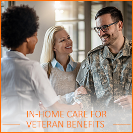 In-Home Care For Veteran Benefits in Georgia