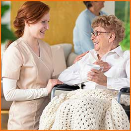 In-Home Care Services in Polk County