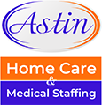Astin Home Care & Medical Staffing logo