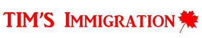 TIM'S Immigration Inc.Logo