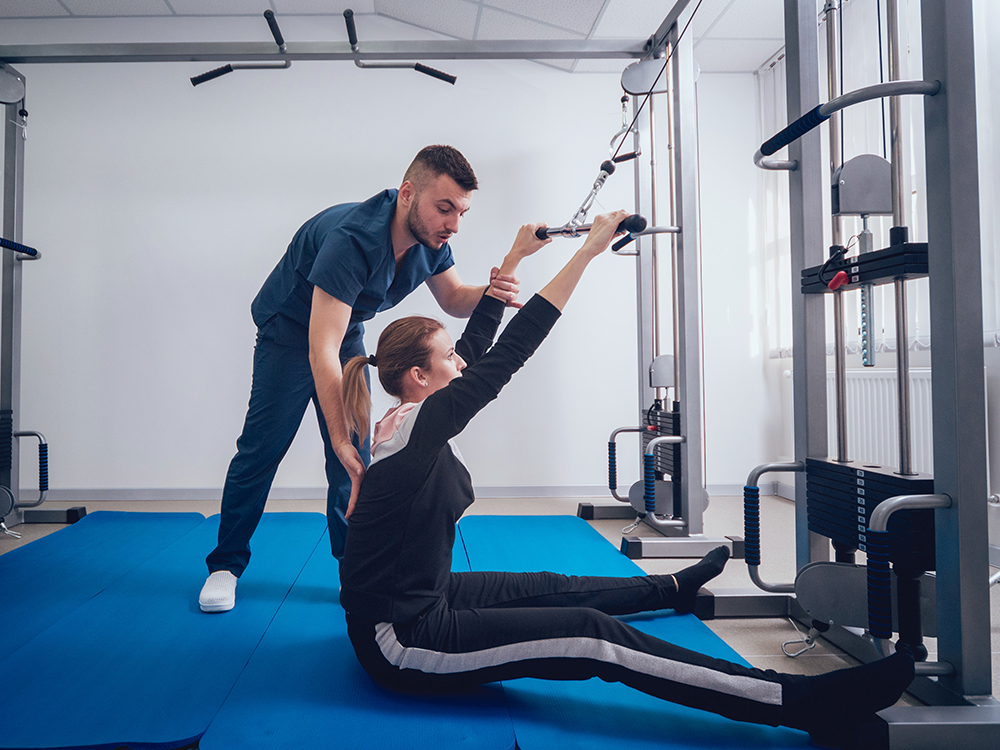 Injury Rehabilitation Coaching by TIS Fitness Systems - Personal Fitness Trainer Genesee, CO
