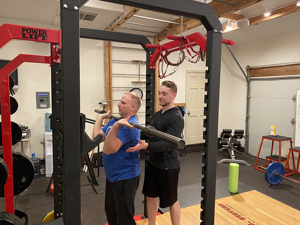 Personal Fitness Training Genesee, CO by TIS Fitness Systems