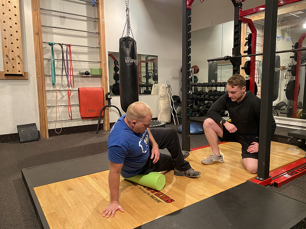 Semi-Private Training Genesee, CO by TIS Fitness Systems