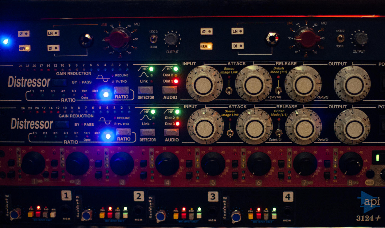 Empirical Labs Distressor - Audio Engineering Annandale by Innovation Station Music