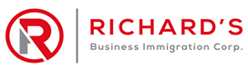 Richard's Business Immigration Corp. logo