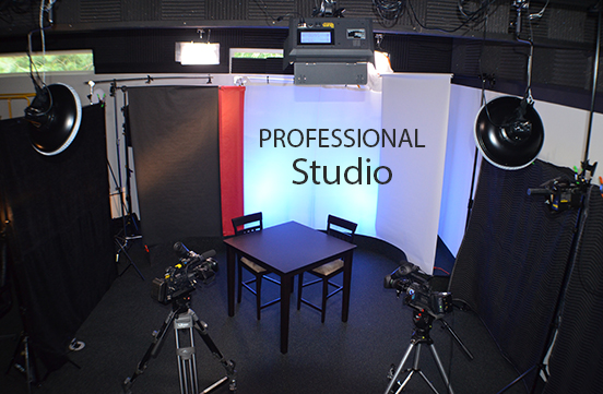 Professional Video Production Studio Chattanooga by RanDesign Media Services