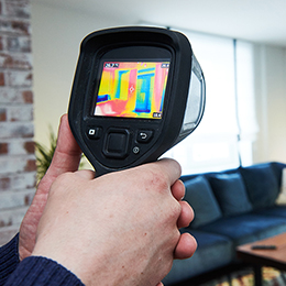 Infrared/Thermal Scanning Halton Hills