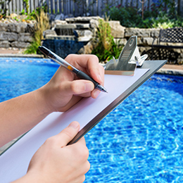Pool/Spa Inspection Bolton