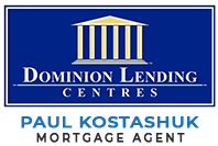 Mortgages with Paul Kostashuk Logo