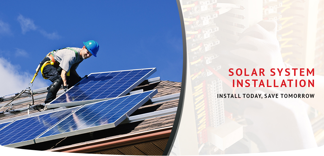 Photovoltaic System Installation Cornwall by Ionic Electrical Contracting Inc.