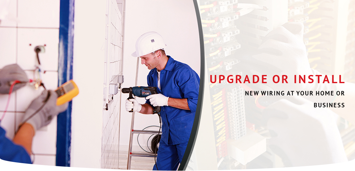 Upgrade Or Install New Wiring In Your Home Or Office Space