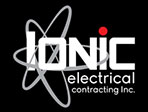 Ionic Electrical Contracting Inc. Logo