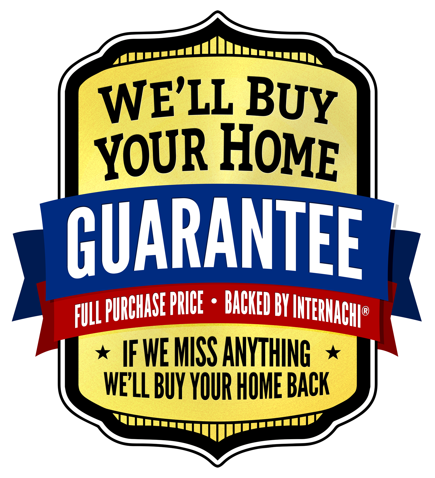 We'll Buy Your Home - Guarantee