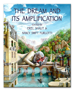 The Dream and It's Amplification Book Cover by Artist Painter Howard Fox