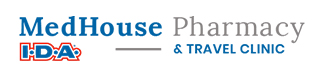 MedHouse Pharmacy & Travel Clinic Logo