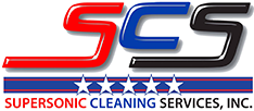 Supersonic Cleaning Services, Inc. Logo
