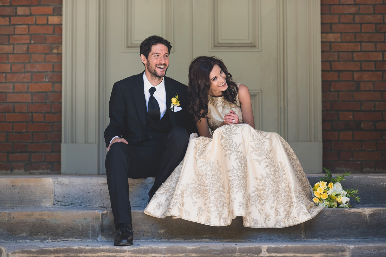Meva and Justin - Wedding Photography Services by Devon Crowell