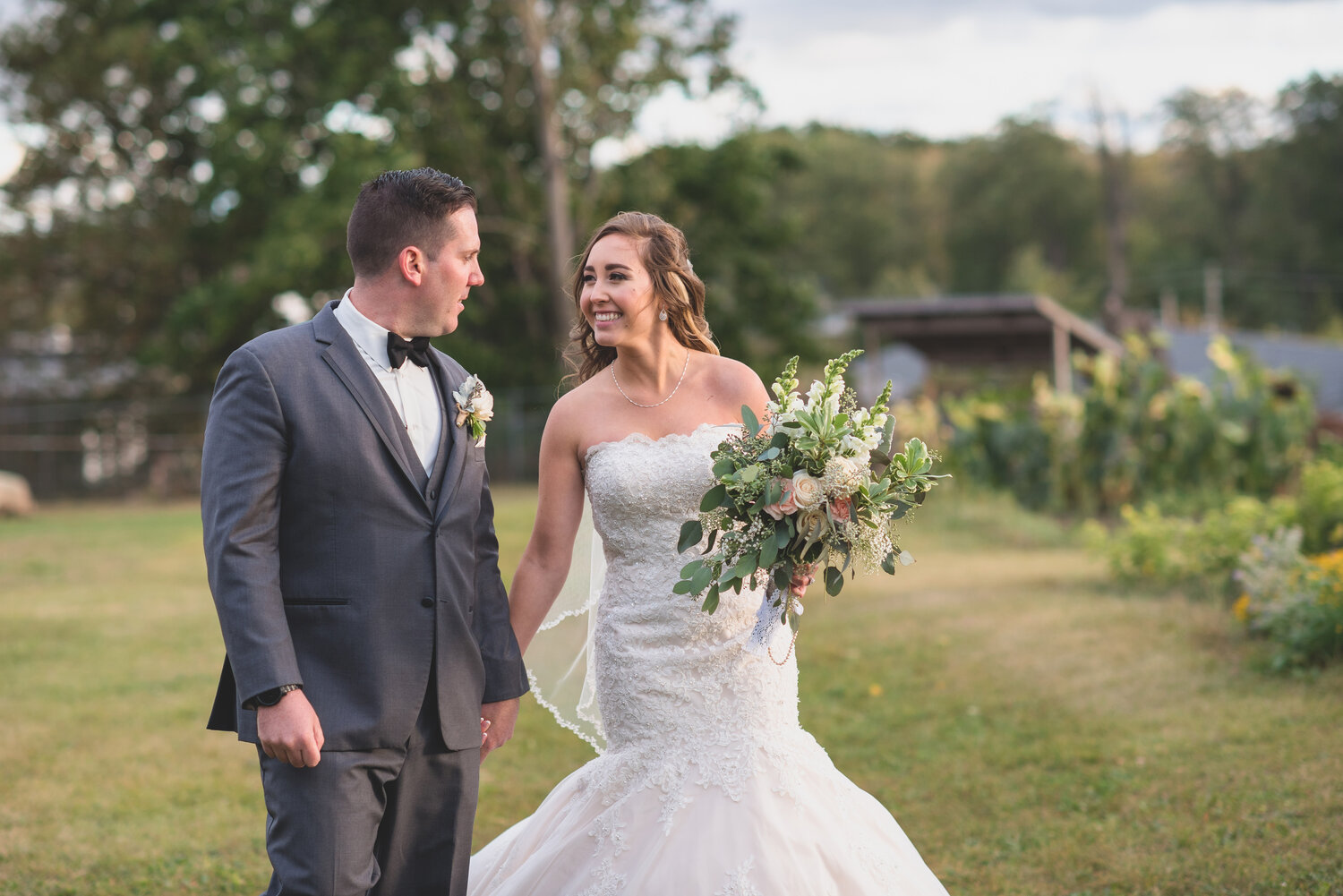 Jess and Matt - Wedding Photography Services by Devon Crowell