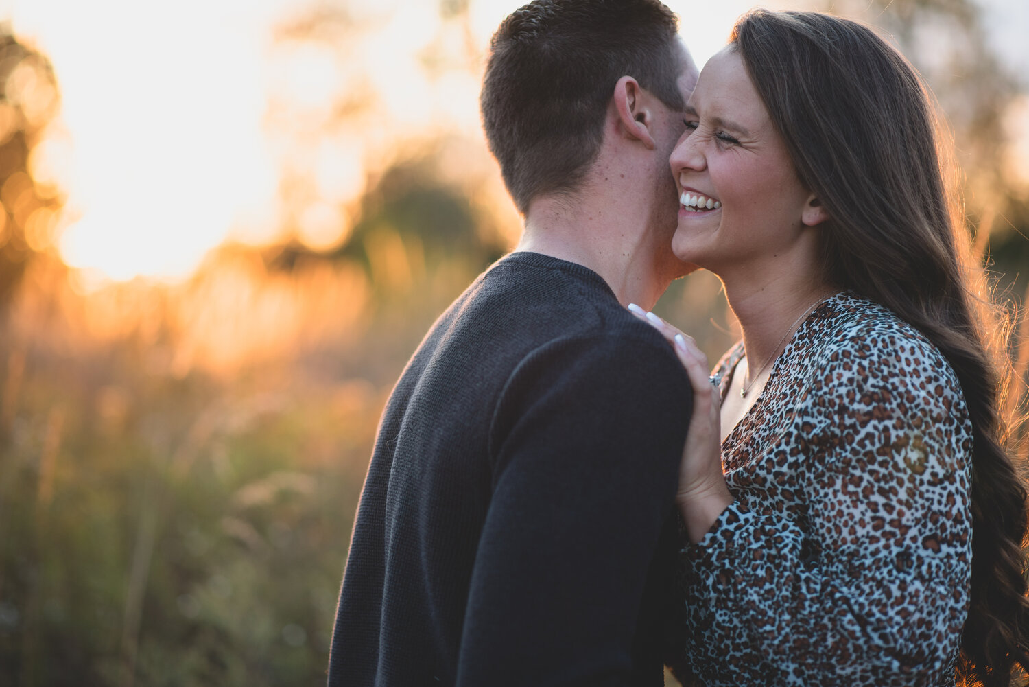 Taylor and Jason - Engagement Photography Services by Devon Crowell
