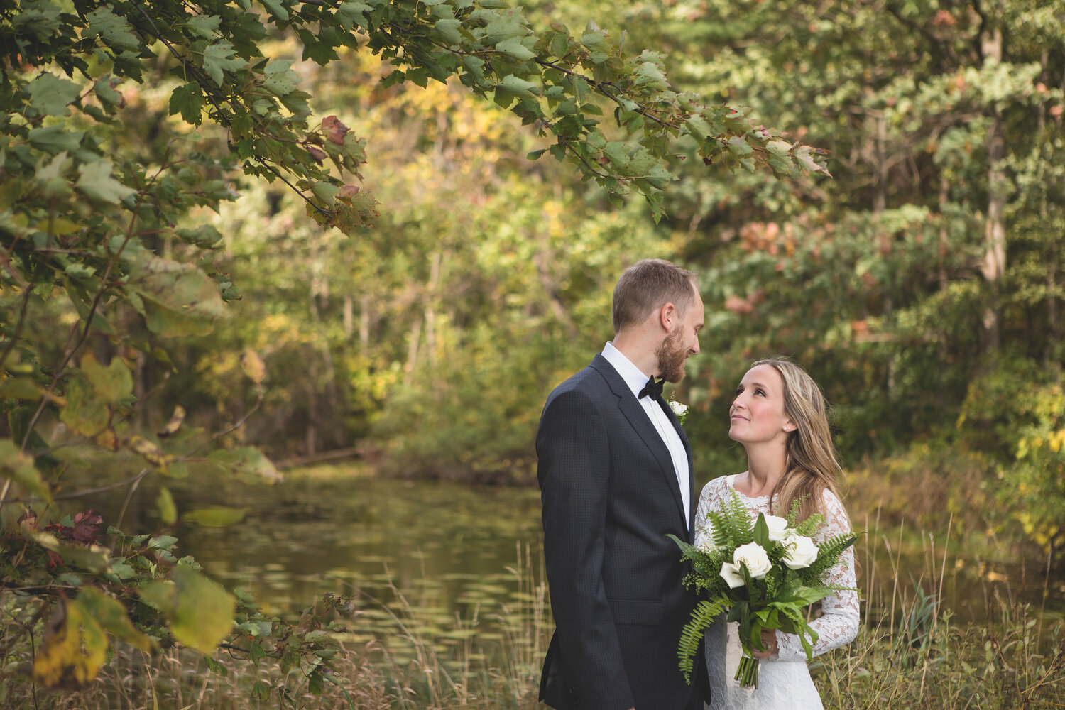Sam and Kyle - Wedding Photography Services by Devon Crowell