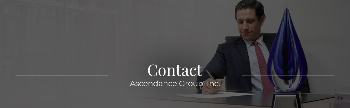 Contact Ascendance Group, Inc.