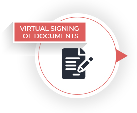 Virtual Signing Of Documents