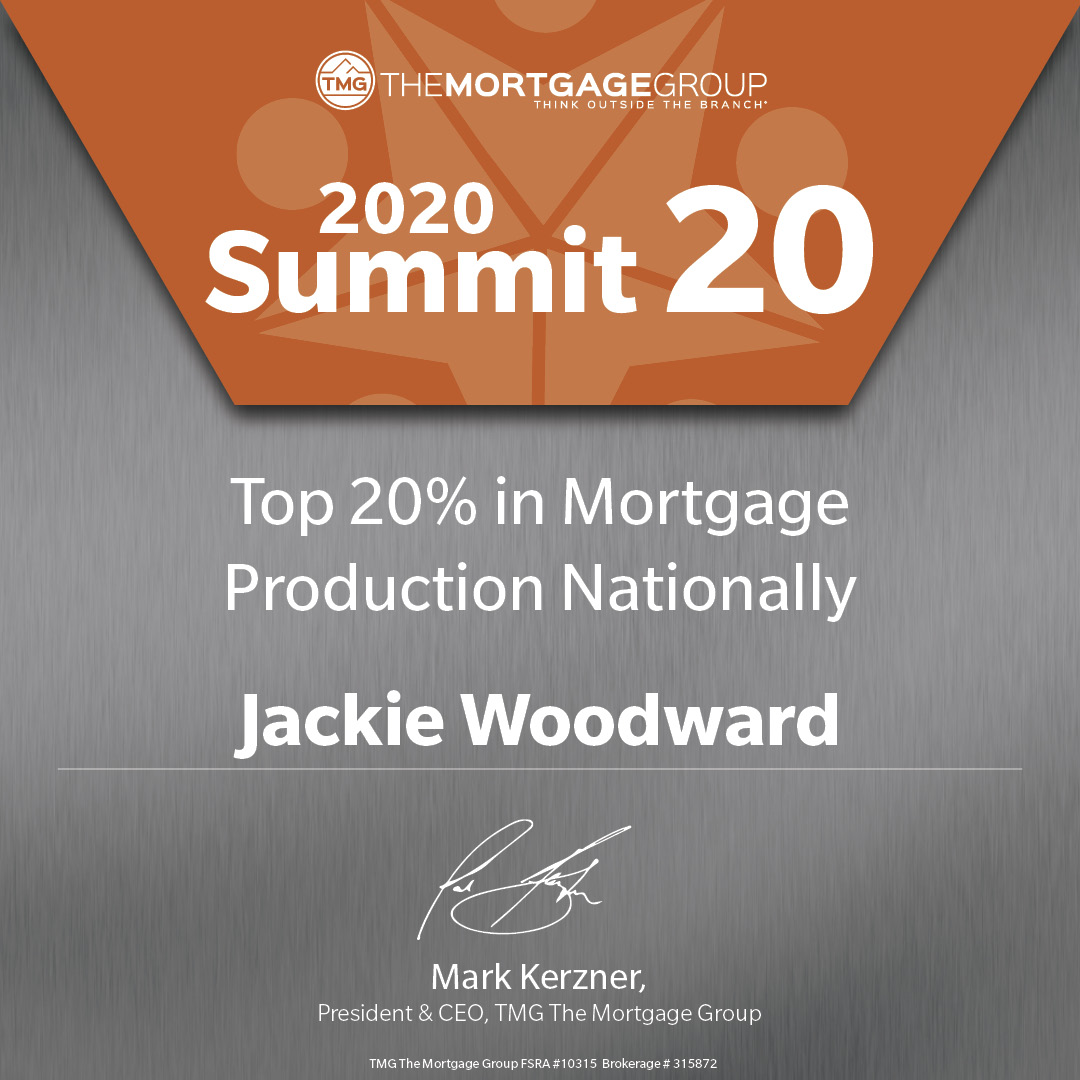 2020 summit by The Mortgage Girl