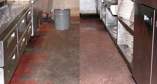 Commercial Kitchen Flooring Services in West Palm