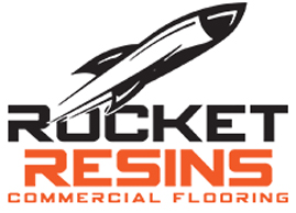 Rocket Resins Commercial Flooring logo