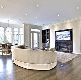 Renovation and Reconfiguration,north york