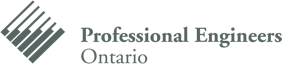 Professional Engineers Ontario - The Licensing and Regulating Body for Professional Engineering