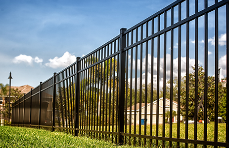 Durable Aluminum Fence