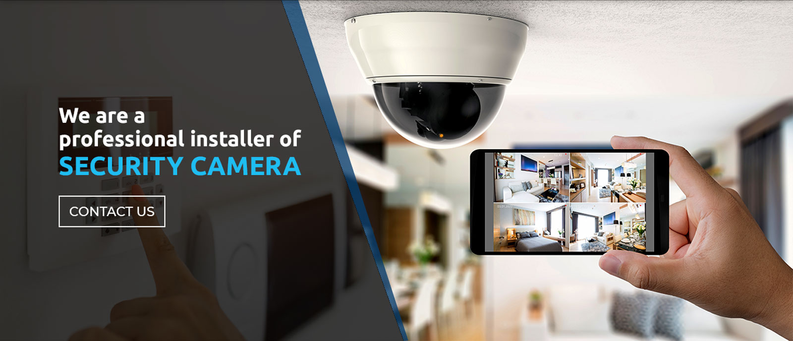 Security Camera Installer Toronto A.D.A Audio Plus - Home CCTV Installation North York