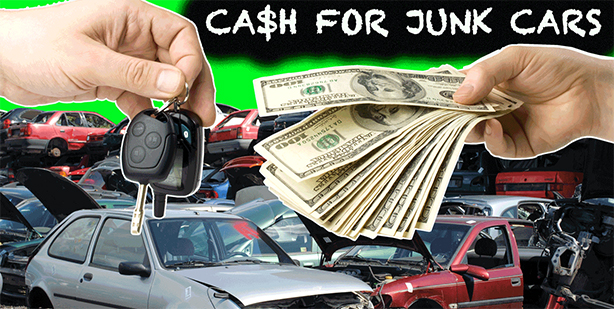 Cash For Junk Cars In Calgary